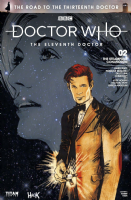 Doctor Who The Road To The Thirteenth Doctor: The Eleventh Doctor #2
